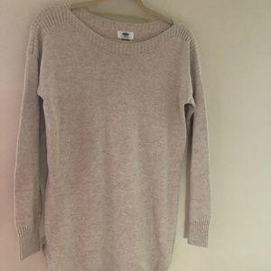 Old Navy Cream LS Sweater XS I6